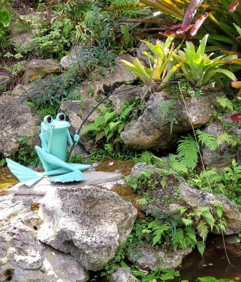fishing-frog