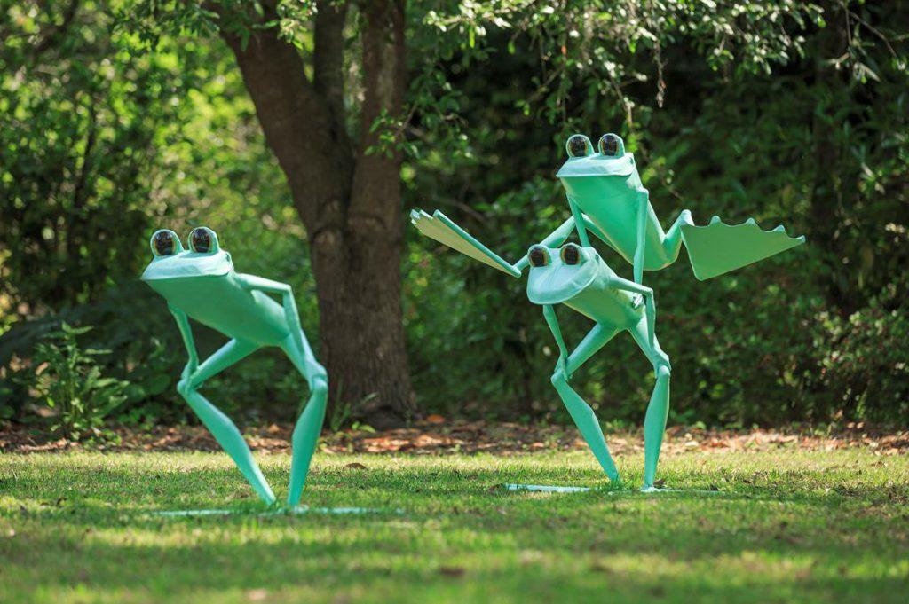 leap frog III